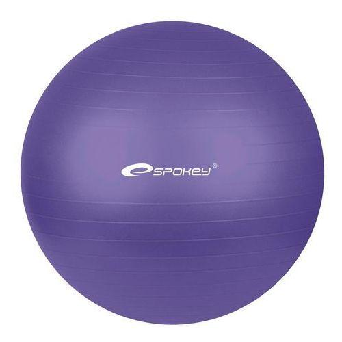 Spokey Piłka gimnastyczna fitball zielona 55cm (5901180323185)