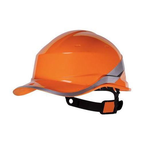 Delta plus Kask ochronny diamond v pomarańczowy (3295249235611)