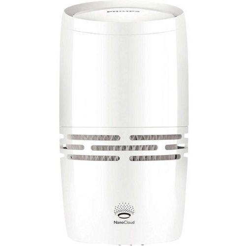 Philips Nawilżacz powietrza hu4706/11, 0.150 l/h, 14 w, biały, 1.3 l (8710103672791)