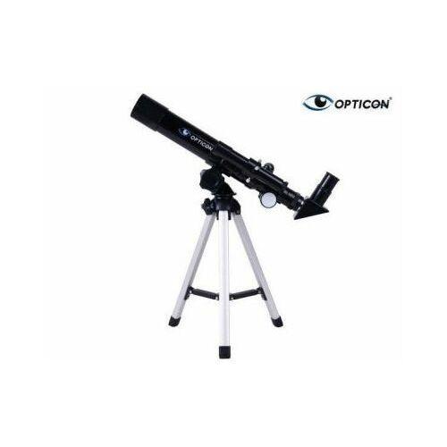 Teleskop Astronomiczny OPTICON FINDER + Statyw + Płyta DVD + Mapy/Plakaty Układu Słonecznego itd., 59033252462