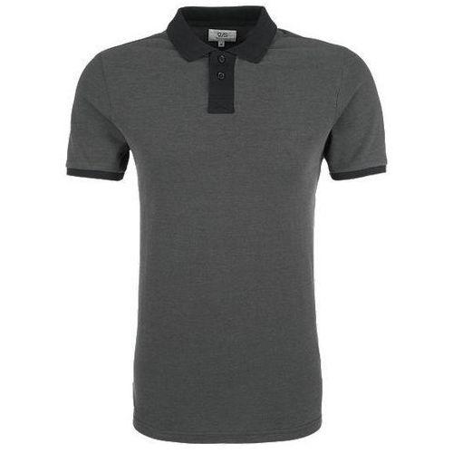 Q/S designed by koszulka polo męska L czarny (4056523896039)