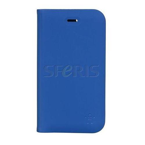 Etui do telefonu Belkin Wallet ( do iPhone 6/6s niebieski) - F8W510btC01 - sprawdź w wybranym sklepie