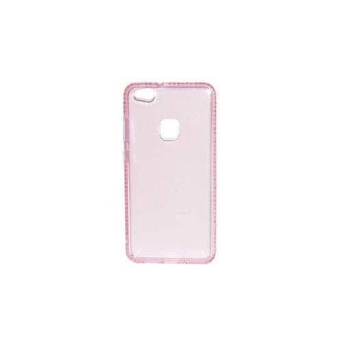 Obudowa dla telefonów komórkowych Beeyo Diamond Frame pro Huawei P10 Lite (BEAHUP10LTPUFRPI) Różowy