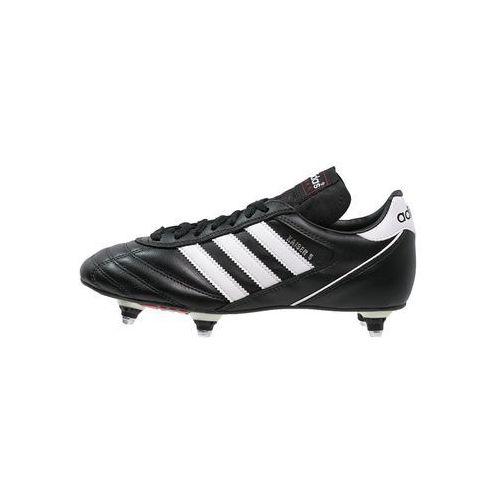 performance kaiser 5 cup korki wkręty black/white/red, marki Adidas