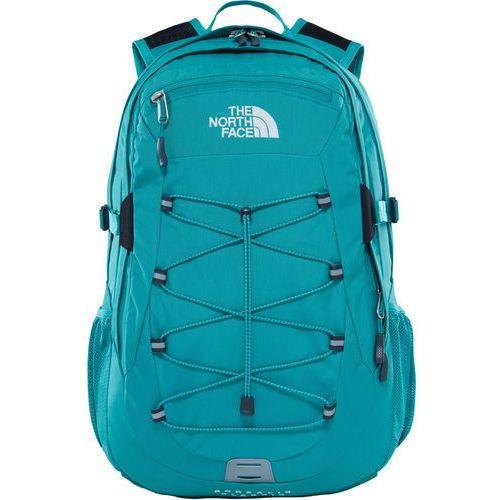 The north face borealis classic plecak podróżny turquoise