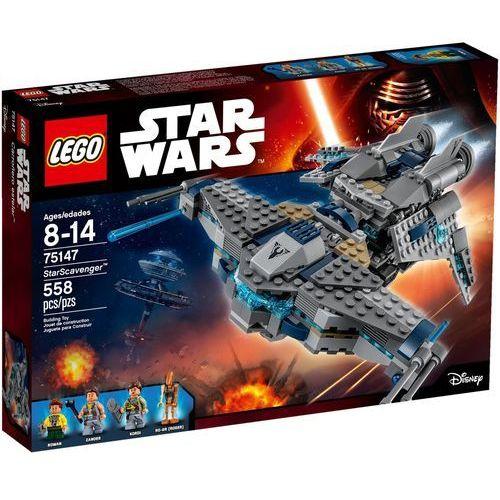 LEGO Star Wars 75147 Scavenger. Najniższe ceny, najlepsze promocje w sklepach, opinie.