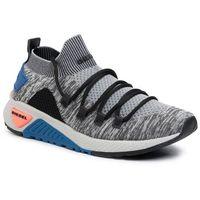 Sneakersy DIESEL - S-Kb Athl Lace Y02110 P2215 H7795 Gray Violet/Steel Gr