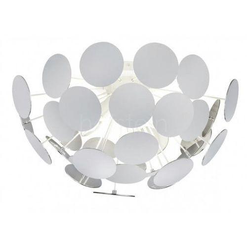 Trio discalgo lampa sufitowa biały, 3-punktowe - nowoczesny/dworek - obszar wewnętrzny - discalgo - czas dostawy: od 3-6 dni roboczych