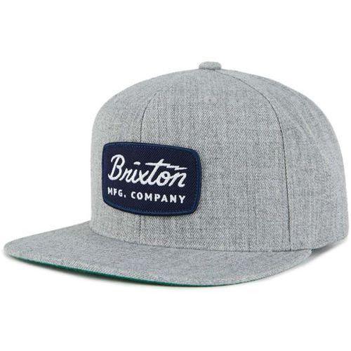 czapka z daszkiem BRIXTON - Jolt Snapback Heather Grey (HTGRY) rozmiar: OS