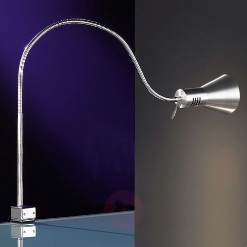 Oświetlenie honsel Honsel cleveland lampa stołowa aluminium, 1-punktowy (4001133935319)
