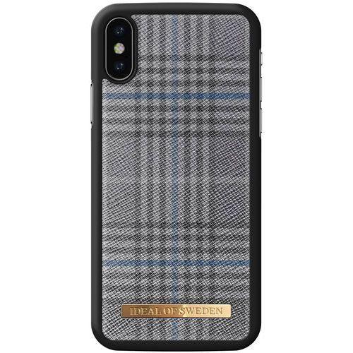 iDeal of Sweden Fashion Case Etui Obudowa do iPhone Xs / iPhone X (Oxford Grey) (7340168780752)
