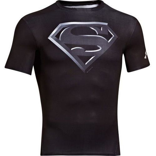 Under armour Termoaktywna koszulka męska alter ego compression heatgear superman 1244399
