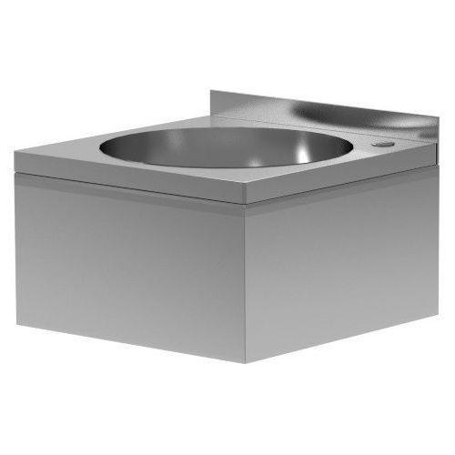 Polgast Umywalka gastronomiczna zabudowana 400x295 mm