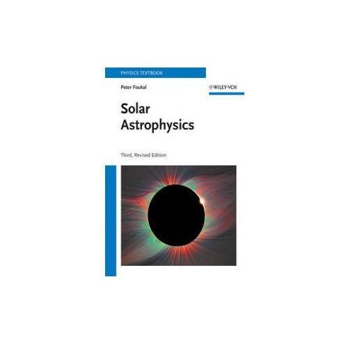 Solar Astrophysics (9783527411740)