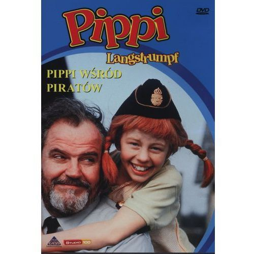 Pippi Langstrumpf. Pippi wśród piratów (5905116005275)