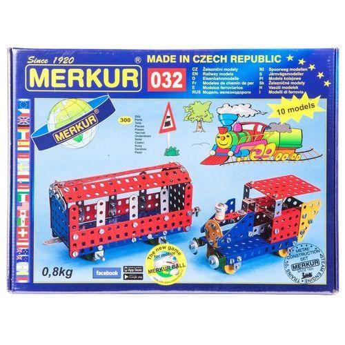 Merkur 032 Pociąg , 10 modeli - BEZPŁATNY ODBIÓR: WROCŁAW!