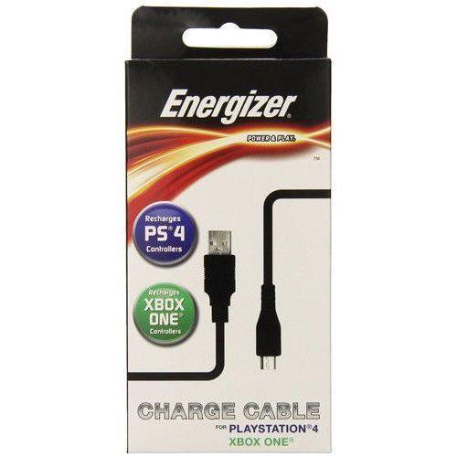 Kabel USB ENERGIZER do ładowania PDP PS4 / Xbox One + Zamów z DOSTAWĄ W PONIEDZIAŁEK!, kup u jednego z partnerów