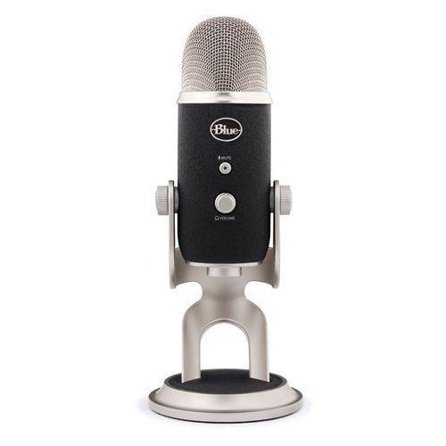 BLUE YETI PRO profejsonalny mikrofon pojemnościowy