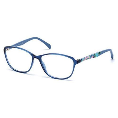 Emilio pucci Okulary korekcyjne ep5010 089