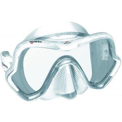 Maska do nurkowania MARES One Vision Przezroczysty + DARMOWY TRANSPORT!