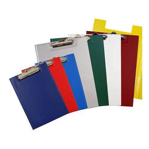 Clipboard a5 biurfol z okładką bordowy x1 marki Artykuły konferencyjne