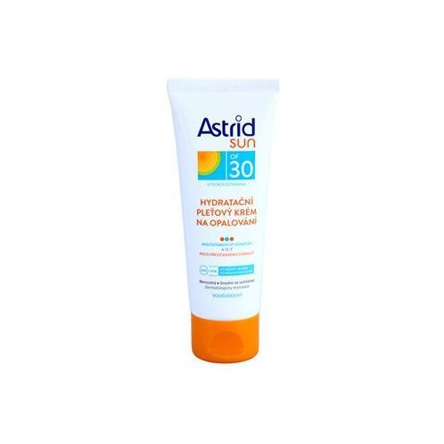 Astrid Sun Sun krem nawilżający do opalania SPF 30 (Waterproof, UVA+UVB) 75 ml