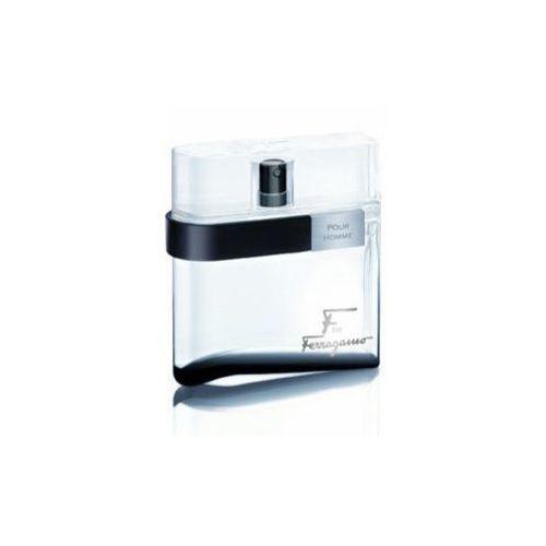 Tester - f by ferragamo black woda toaletowa 100ml + próbka gratis! marki Salvatore ferragamo