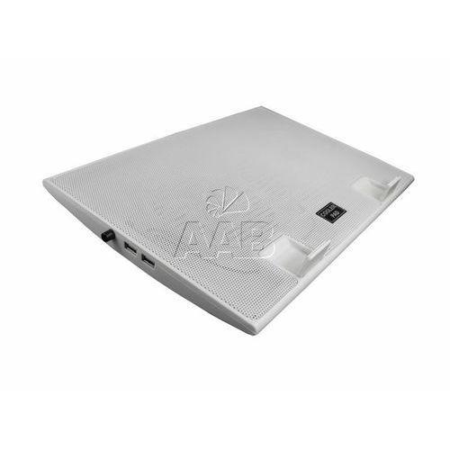 AAB Cooling NC42 Podstawka pod laptopa Biała - Biały