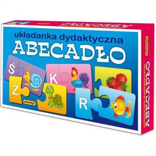 Abecadło układanka dydaktyczna marki Adamigo