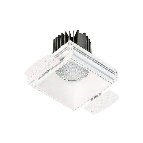 Italux lampa stropowa led caviano trimless sl74060/18w 4000k wh
