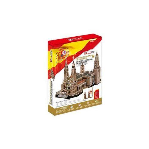 Cubicfun Puzzle 3d katedra de santiago de compostela (6944588201845)