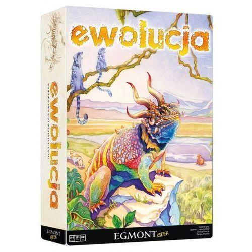 Gra ewolucja marki Egmont