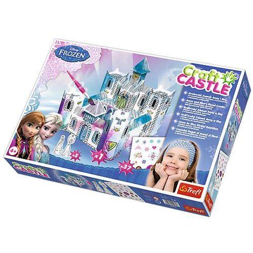 Trefl, Kraina Lodu, zabawka kreatywna Królewski zamek (5900511200843)
