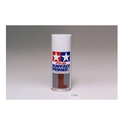 Podkład w sprayu, jasno-szary / 180ml Tamiya 87064 (4950344870646)