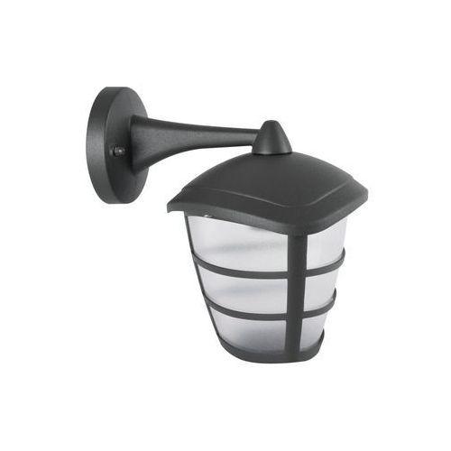Kanlux Kinkiet rila 23l-down 23581 lampa ogrodowa zewnętrzna 1x60w e27 ip44 czarny (5905339235817)