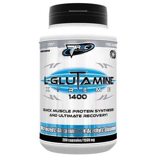 Trec L-Glutamine Extreme - 200 kaps