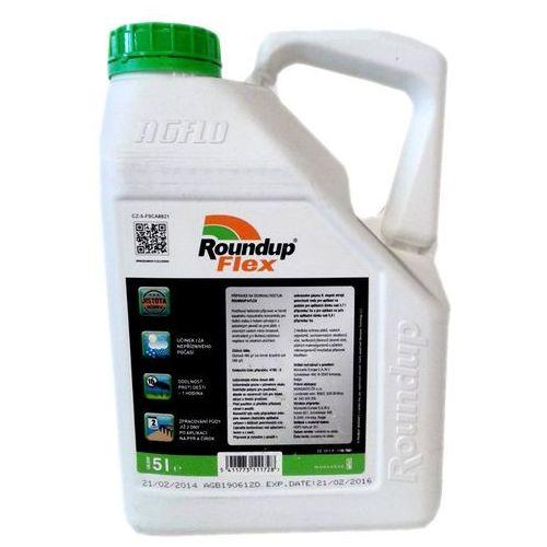 Monsanto Roundup flex 480 5l (5411773118031). Najniższe ceny, najlepsze promocje w sklepach, opinie.