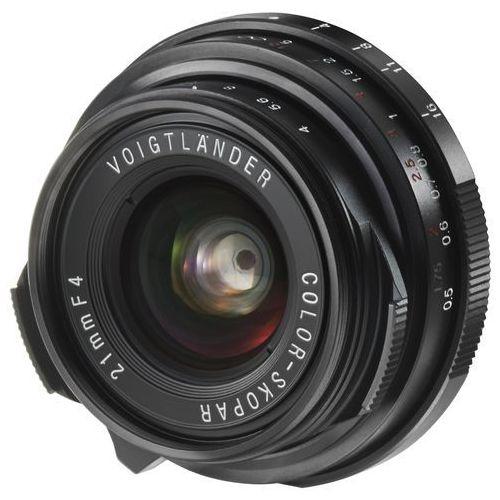 Obiektyw VOIGTLANDER Color Skopar 21mm F/4.0 VM (Leica M) (4002451194105)