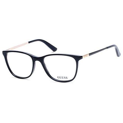 Okulary korekcyjne  gu 2566 005 marki Guess
