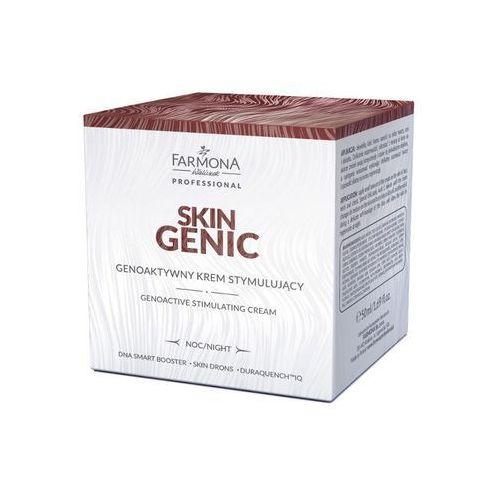 Skin genic genoaktywny krem stymulujący na noc 50ml marki Farmona professional
