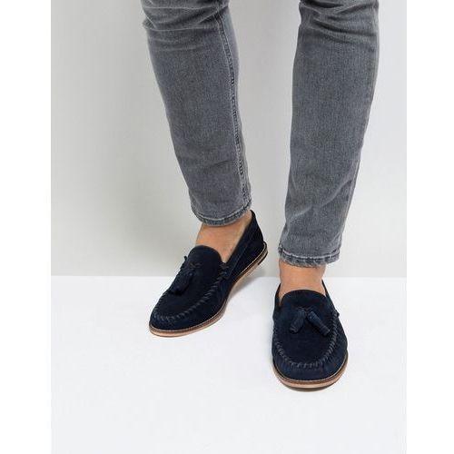 Kg kurt geiger Kg by kurt geiger knighton tassel loafers - blue