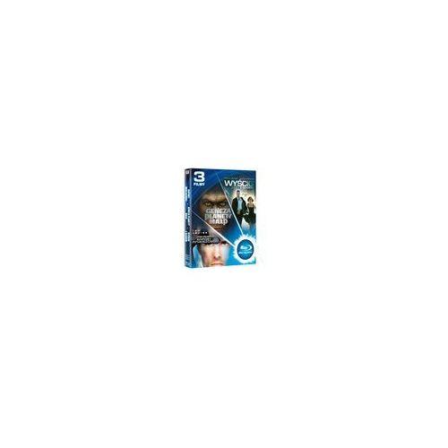 Pakiet: Raport mniejszości / Geneza planety małp / Wyścig z czasem (Blu-ray) - Various