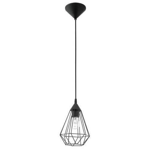 Eglo Lampa wisząca 1x60w e27 tarbes 94187