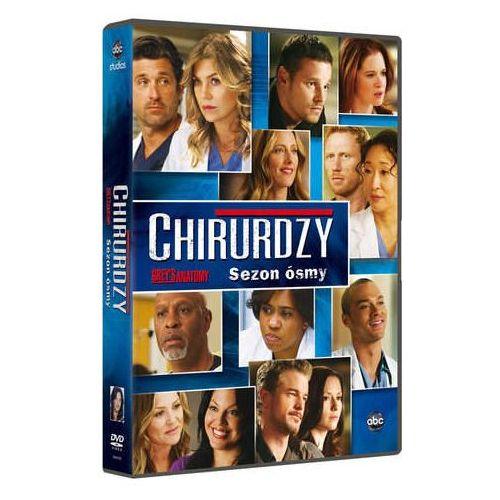 Chirurdzy. sezon 8 6dvd marki Cd projekt
