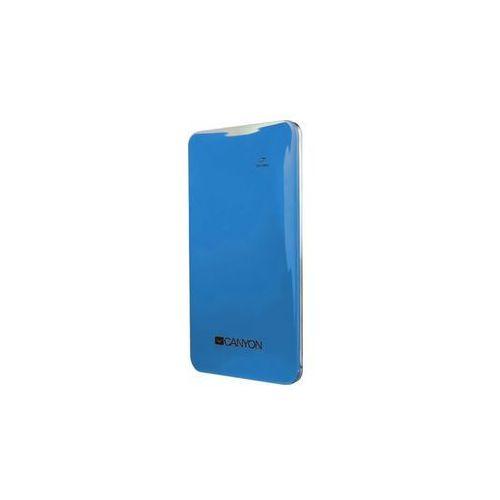 Ładowarka Canyon Powerbank CNS-CPB40BL (niebieska) (8717371860677)