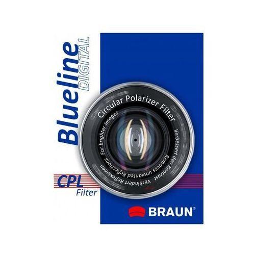 Filtr BRAUN CPL Blueline (55 mm) (4000567141761)