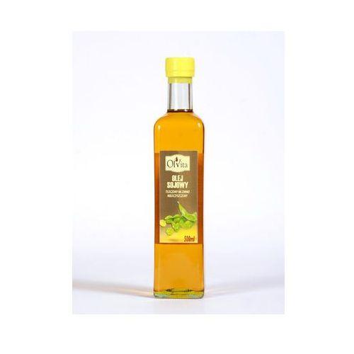 Olej sojowy tłoczony na zimno 500ml - Olvita