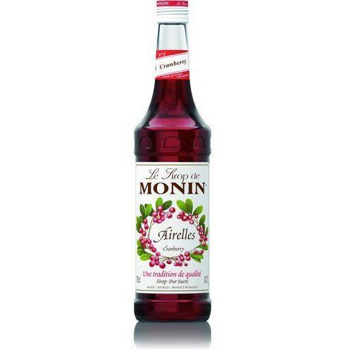 Monin Syrop żurawina cranberry 700ml (3052910010836)