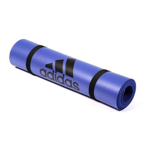 Mata fitness ADMT-12234PL Adidas - fioletowy