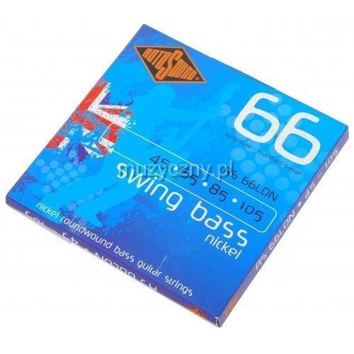 rs 66ldn swing bass struny 45-105 marki Rotosound